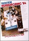 1000 Km Nurburgring 1984 - Porsche Reprint