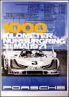 1000 Km Nürburgring 1971 - Porsche Reprint