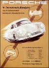 Porsche Rennplakat Reprint 356 Alpenfahrt