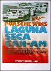 Porsche Wins Laguna Seca 1973 - Porsche Reprint