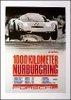 1000 Km Nurburgring 1967 - Porsche Reprint