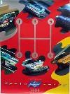 Porsche Original Rennplakat 1994 - Supercup - Mint