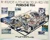 Porsche Original 1982 - Rennsport-automobil Des Jahres - Leichte Gebrauchsspuren