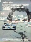 Porsche Original 1986 - Derek Bell Sportwagen-fahrer-weltmeister - Gut Erhalten