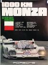 Porsche Original 1985 - 1000 Km Monza - Gut Erhalten