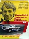Porsche Original 1984 - Stefan Bellof Endurance Weltmeister - Leichte Gebrauchsspuren