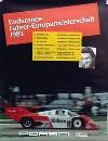 Porsche Original 1983 - Endurance Fahrer-europameisterschaft - Leichte Gebrauchsspuren