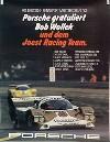 Porsche Original 1983 - Deutscher Rennsport-merister - Gut Erhalten