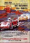 24 Stunden Von Le Mans 1950-56 - Porsche Reprint