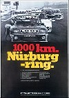1000 Km Nurburgring 1977 - Porsche Reprint