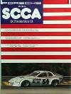 Porsche Original Rennplakat - Porsche 924 Gewinnt Scca - Mint