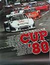 Porsche Original Rennplakat 1980 - Porsche Cup - Gut Erhalten
