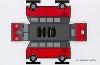 Bastelpostkarte Vw Volkswagen Transporter