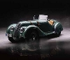 Bmw 328 Roadster - Postcard Reprint