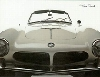 Bmw 507 Automobile Car Postcards - Postkarte Reprint