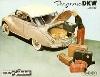 Dkw 3=6 Advertisement 1957 Audi
