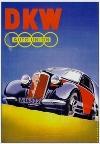 Dkw Front Advertisement 1938 Audi