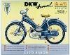 Dkw Hummel Advertisement 1956 Audi