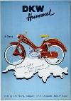 Dkw Hummel Werbung 1956 Audi