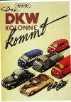 Dkw Kolonne 1950 Audi Ag