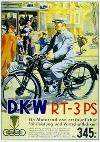 Dkw Bicycle Advertisement 1937 Audi