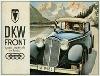 Dkw-front Werbung 1938 Audi Ag