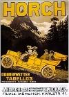 Horch Werbung 1905