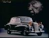 Konrad Adenauer Drove Mercedes-benz 300 - Postcard Reprint