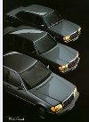 Mercedes W 140/w 126/w 116 - Postcard Reprint