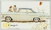 Opel-rekord Coupé 1961