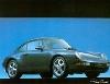 Porsche 911 Carrera 2 - Postcard Reprint