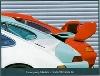 Porsche 911 Carrera Rs Spoiler - Postkarte Reprint