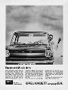 Opel Kadett Anzeige 1967