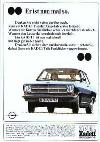 Opel Kadett Ii Anzeige 1972