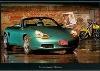 Porsche Boxster - Postcard Reprint