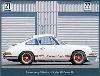 Porsche 911 Carrera Rs 2 - Postcard Reprint