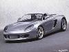 Porsche Carrera Gt Studios - Postkarte Reprint
