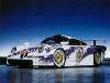 Porsche Gt 1 Rennen - Postkarte Reprint