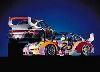 Porsche Gt 2 Rennen - Postkarte Reprint