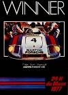 Porsche Rennplakat Reprint 24 H - Postkarte Reprint