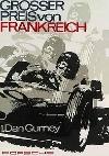 Porsche Race Reprint Grosser Preis - Postcard Reprint
