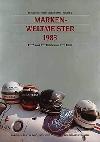 Porsche Race Reprint Markenweltmeister 1983 - Postcard Reprint