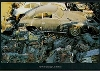 Porsche-technologie Gegen Die Zeit - Postkarte Reprint