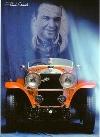 Rudolf Caracciola Drove Mercedes Benz - Postcard Reprint