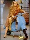 Vespa Calenders Sixties Ursula Andress