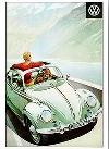 Vw Volkswagen Beetle Advertisement 1960