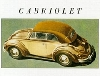 Vw Volkswagen Beetle Cabriolet Advertisement