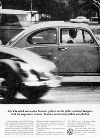 Vw Volkswagen Beetle Advertisement