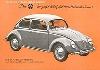 Vw Volkswagen Käfer Werbung 1950