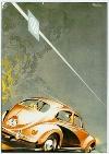Vw Volkswagen Beetle Advertisement 1957
